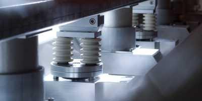 Isolatoren Dreheinheit AFS Horgau Plasma Corona